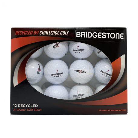 Bridgestone e6 vatnaboltar í kassa.