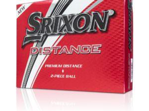 Kassi af Srixon Distance golfkúlum