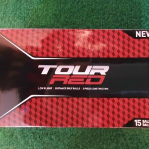 Dunlop Tour Red (15) – Sérmerking