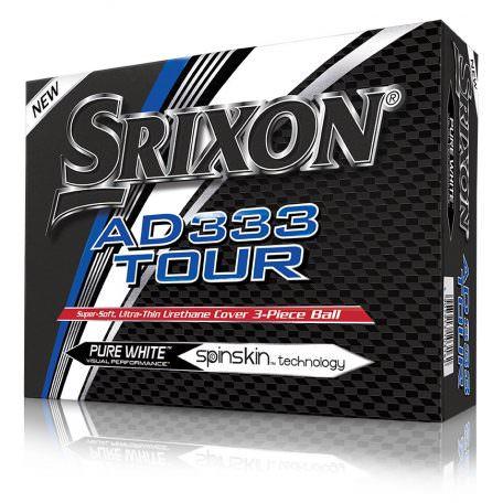 Kassi af Srixon AD333 Tour golfkúlum