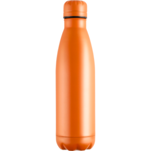 Mood Drykkjarflaska Appelsínugul – Sérmerking