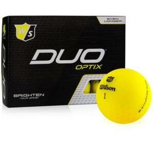 Wilson Duo Optix Gulur